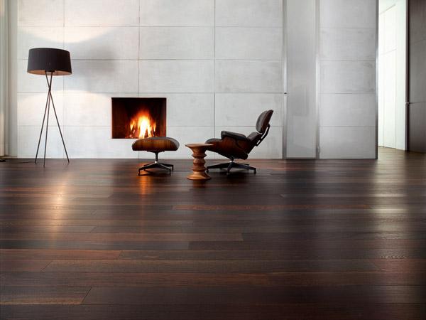 Wenge Plank Floor