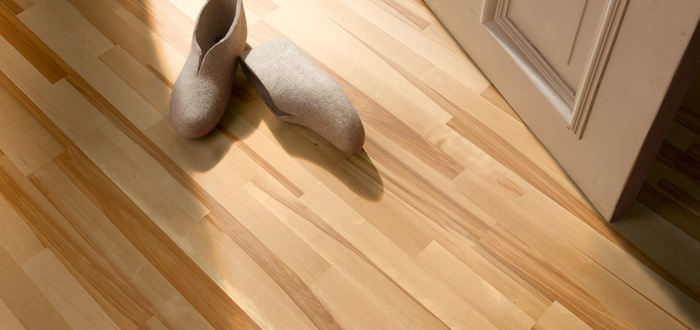 Lacquered Birch Planks Hicraft