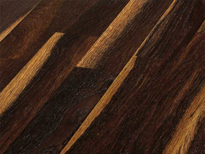 Striped Smoked Oak