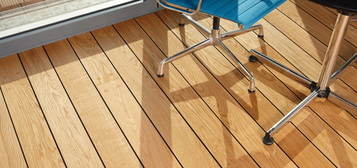 Oak Ships Decking Hicraft