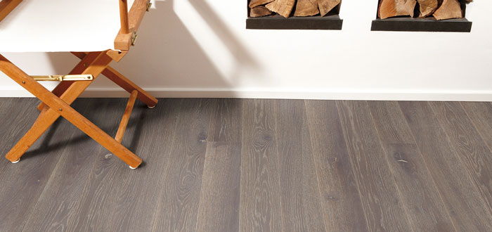 Oiled Graphite Planks