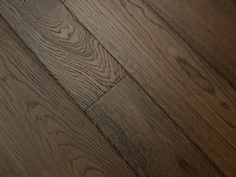 Textured Black Washed Oak