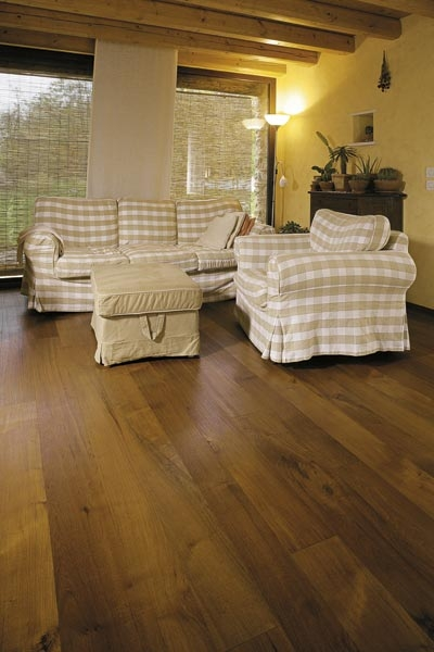 Engineered Burmese Teak Flooring