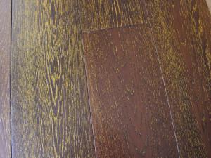 Gold Inlayed Oak