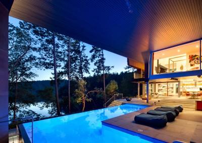 Geometric Plank Flooring