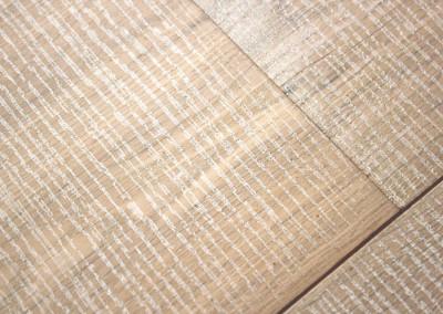 Textured White Wash Oak