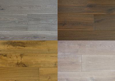 Custom Made Oak Flooring