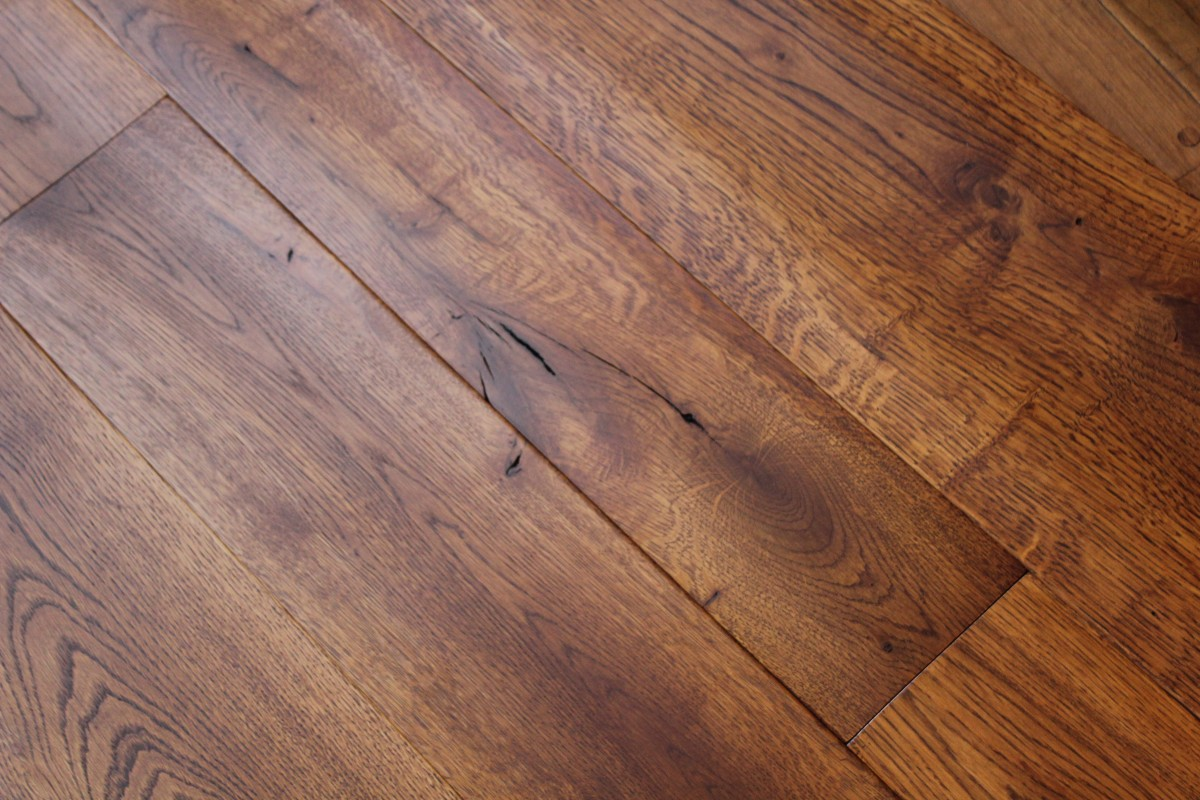 Traditional Bespoke Oak Flooring