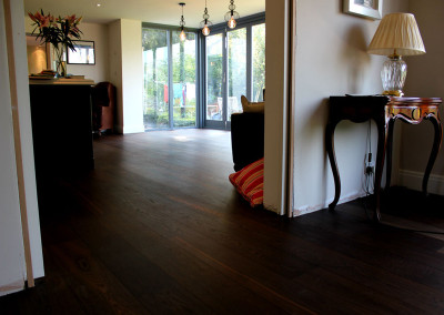 Dark Smoked Oiled Oak