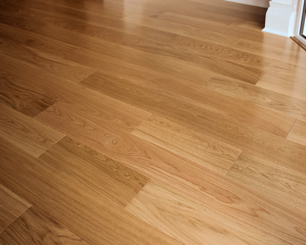 Satin Lacquered Prime Oak
