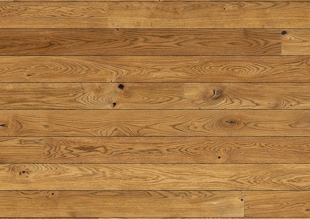 Dark Grained Light Oak