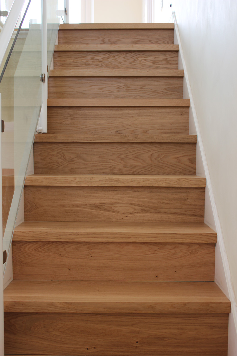 Brushed Lacquered Oak Planks Hicraft