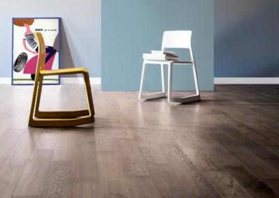 Listone Giordano's Grey Flooring