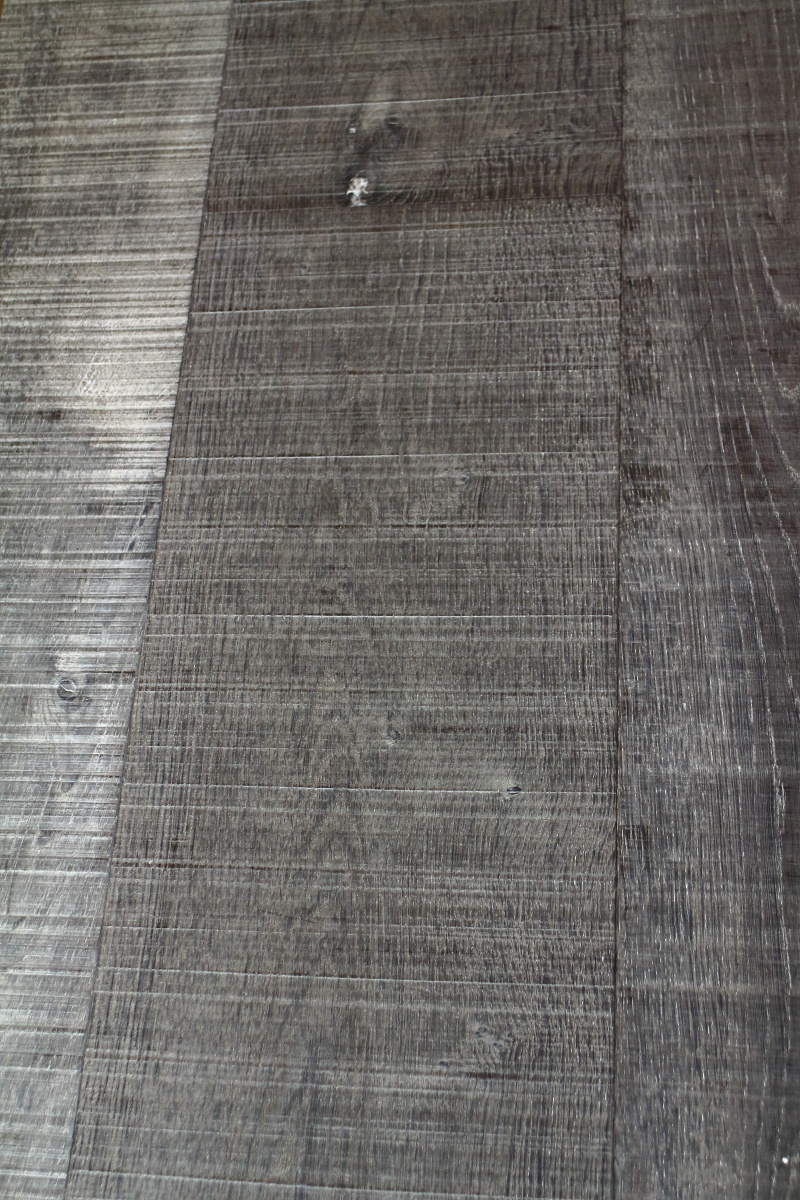 Charcoal Saw Marked Engineered Oak