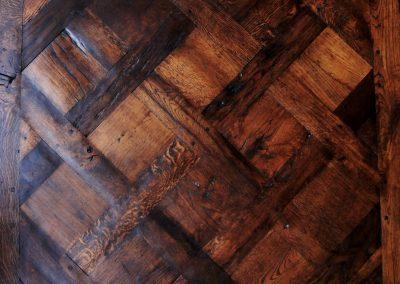 Solid Oak Versailles Panels