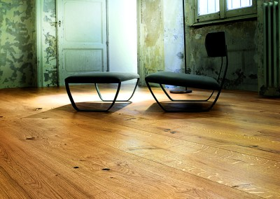 Wide Italian Oak by Listone Giordano