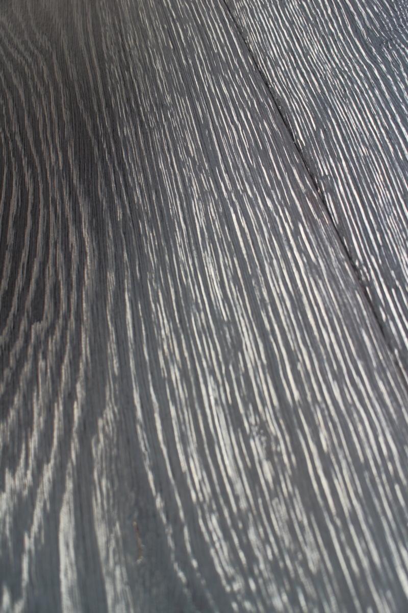 Engineered Black Oak Dark Whitewashed Wood Flooring