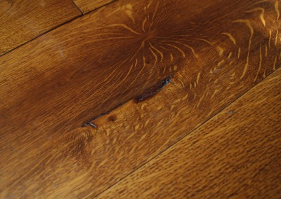 Rippled Baroque Oak