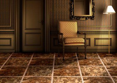 Engineered Walnut Burl Flooring