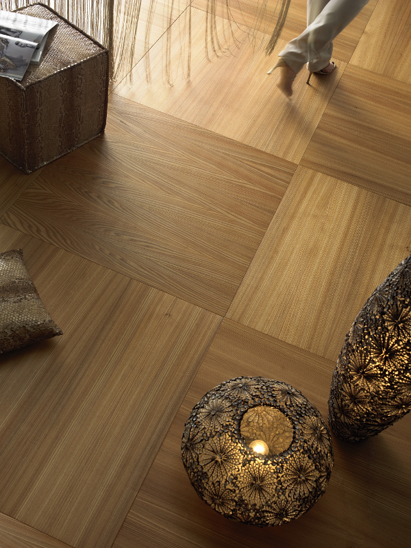 Modern Luxury Parquet Wooden Square Panel Flooring