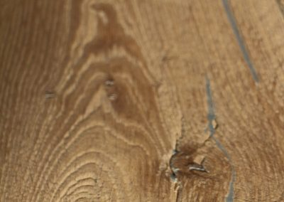 Heavily Distressed Engineered Oak