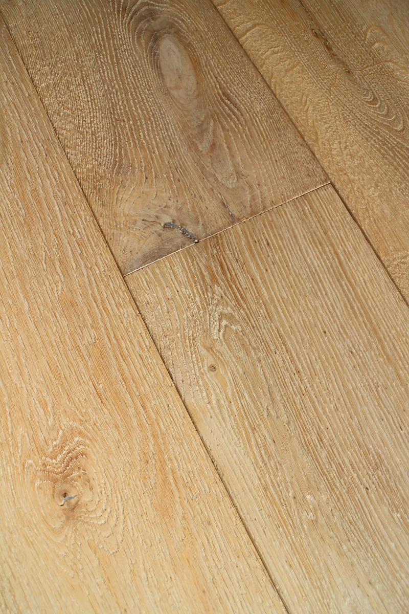 Textured Oiled Driftwood Oak Planks