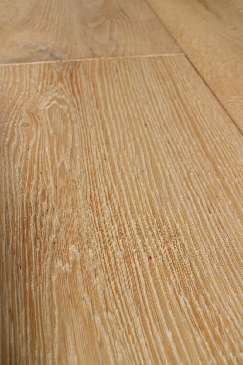 Driftwood Style Engineered Oiled Oak Floor