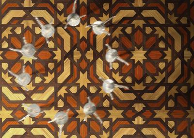 Bespoke Engineered Mosaic