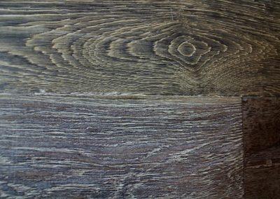 Dark Grey, Oiled Oak