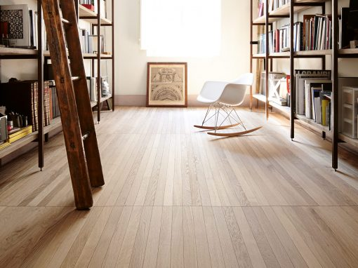 Firenze Oak herringbone flooring