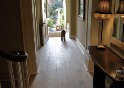 Lightly Distressed Oak Flooring