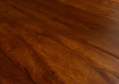 Hicraft Medieval distressed oak flooring