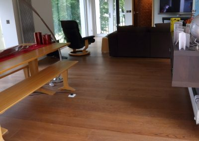 Hazel Oak Bespoke Wooden Flooring