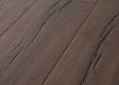 Rich Chocolate Oak Flooring & Unusual Floors - Hicraft