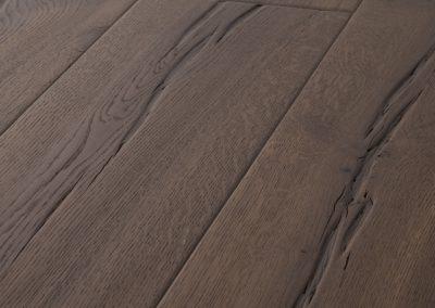 Rich Chocolate Oak Flooring