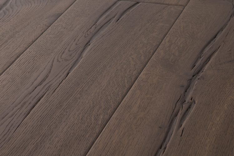 Rich Chocolate Oak Flooring