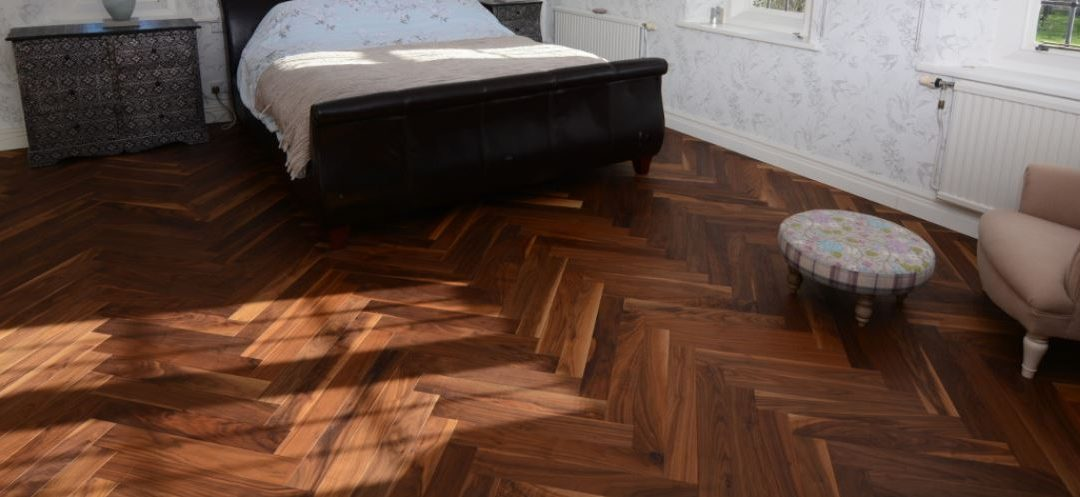 American Black Walnut Floor